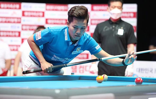2 cơ thủ Việt Nam toàn thắng trận mở màn giải bi-a PBA Tour tiền tỷ - 1