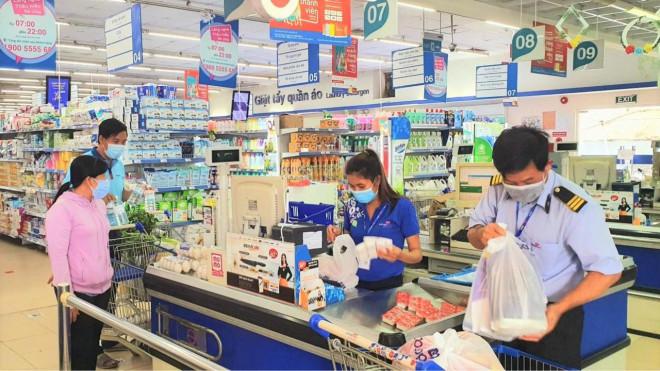 Người dân khu vực nào được đi chợ, siêu thị trở lại? - 1