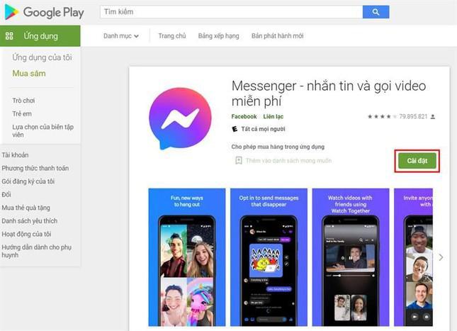 """Messenger vừa có hiệu ứng từ ngữ cực sinh động, mau cài đặt để thả """"Ha Ha"""" vào lũ bạn thân - 1"""