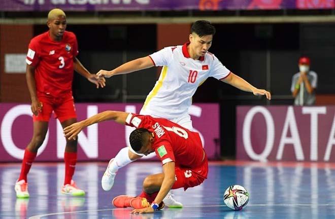 """Bầu Tú: """"ĐT futsal Việt Nam không dễ đi tiếp ở World Cup"""" - 1"""