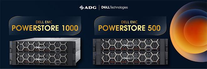 Dell EMC PowerStore 500 & 1000 – chi phí tối ưu, hiệu năng vượt trội - 1