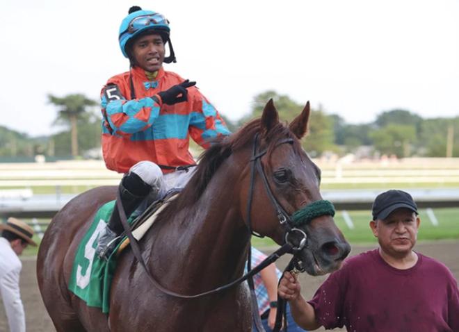 Lộ bí mật động trời vừa đua vừa chích điện, ngựa chạy không có đối thủ - 1