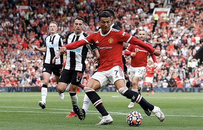 """Nhận định bóng đá West Ham - MU: Ronaldo cực sung, """"Quỷ đỏ"""" chờ trút giận Cúp C1 - 1"""