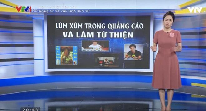 VTV1 nhắc tên Thủy Tiên cùng loạt sao vì lý do gây tranh cãi - 1