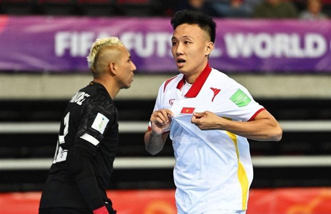 Kết quả bóng đá futsal Việt Nam - Panama: Thắng lợi kịch tính, mơ vé vòng 1/8 World Cup - 1