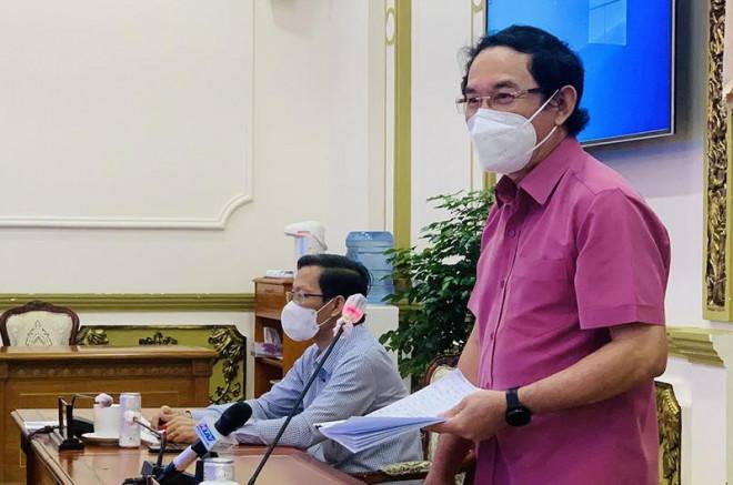 Bí thư Nguyễn Văn Nên: TP.HCM lên nhiều chiến lược hồi phục kinh tế - 1