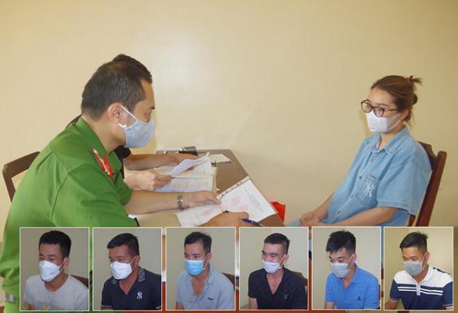 Phá 'xưởng' sản xuất giấy đi đường giả cho tài xế 'thông chốt' kiểm dịch COVID-19 - 1