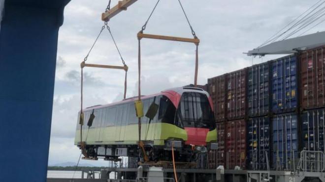 Chùm ảnh: Đường sắt Nhổn - ga Hà Nội nhận đủ 10 đoàn tàu, vận hành ra sao? - 1