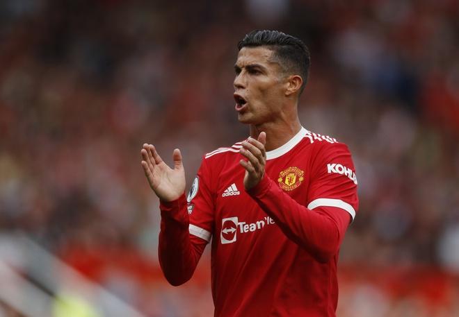 """Rò rỉ đội hình MU đấu West Ham: Ronaldo lĩnh xướng hàng công, """"bom tấn"""" Sancho dự bị - 1"""