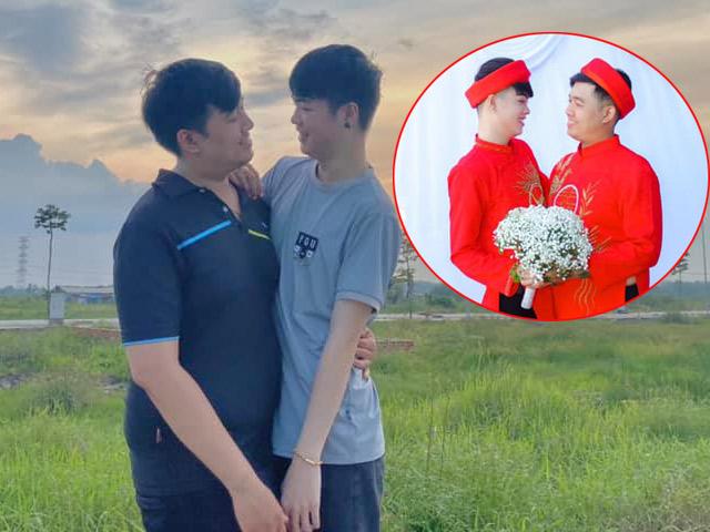 Bạn trẻ - Cuộc sống - Đám cưới không người thân, gia đình và chuyện tình đặc biệt của hai chàng trai Sài thành