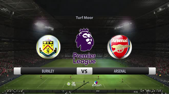 Video bóng đá Burnley - Arsenal: Siêu phẩm sút phạt, tân binh gây hú vía (Vòng 5 Ngoại hạng Anh)