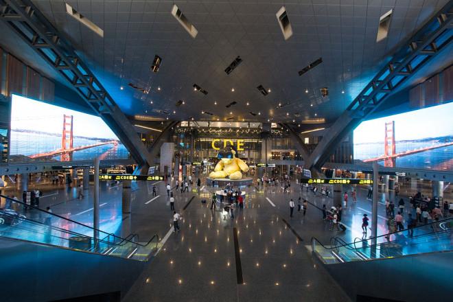1631990853 1631794355 1200px hamad international airport doha qatar 6 width1200height800 10 địa điểm du lịch độc đáo nhất thế giới, mê mẩn ngay từ cái nhìn đầu tiên
