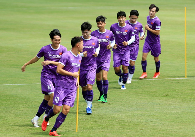 Đội tuyển Việt Nam đá với Trung Quốc kiểu gì? - 1