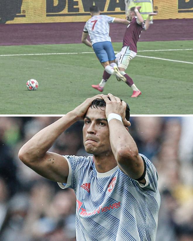 Lý do Ronaldo bị từ chối 3 quả phạt đền gây tranh cãi, chuyên gia bênh vực - 1