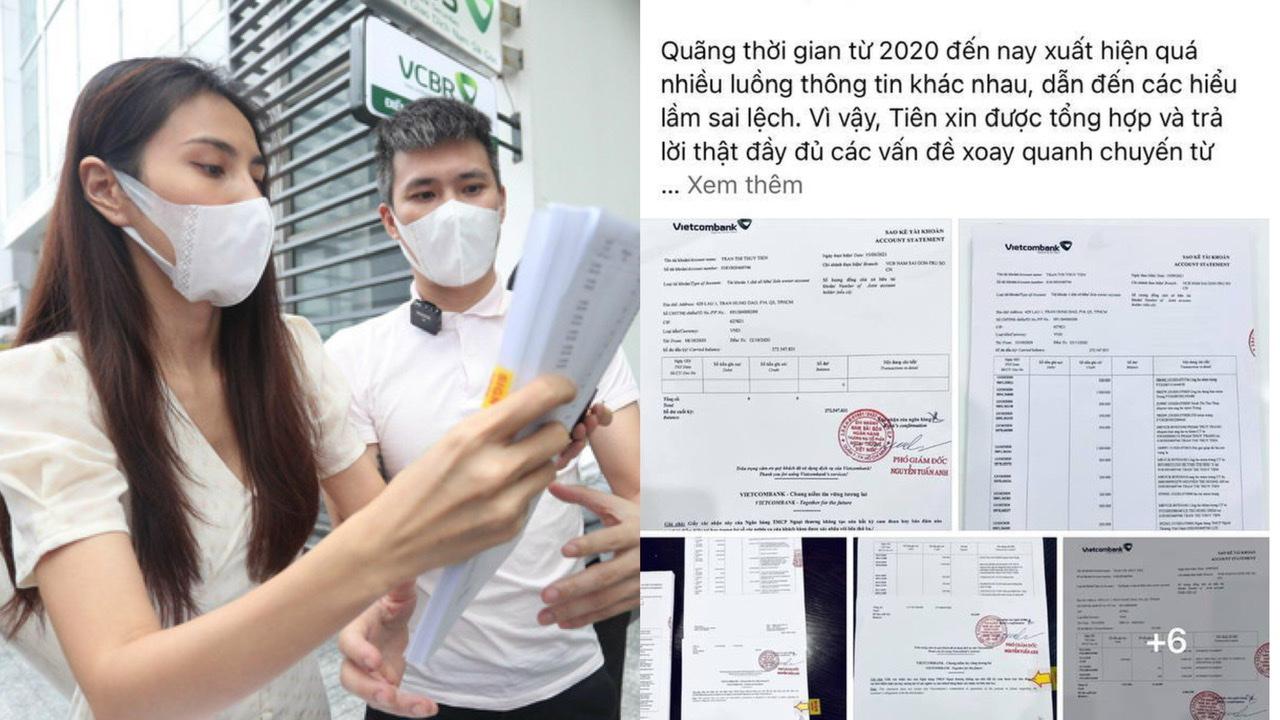 """VTC14 khẳng định: """"18.000 trang sao kê của Thuỷ Tiên chưa đủ chứng minh sự trong sạch"""" - 1"""