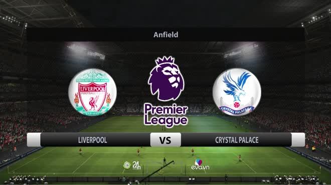 Video bóng đá Liverpool - Crystal Palace: Mane - Salah tỏa sáng, đánh chiếm ngôi đầu (Vòng 5 Ngoại hạng Anh)