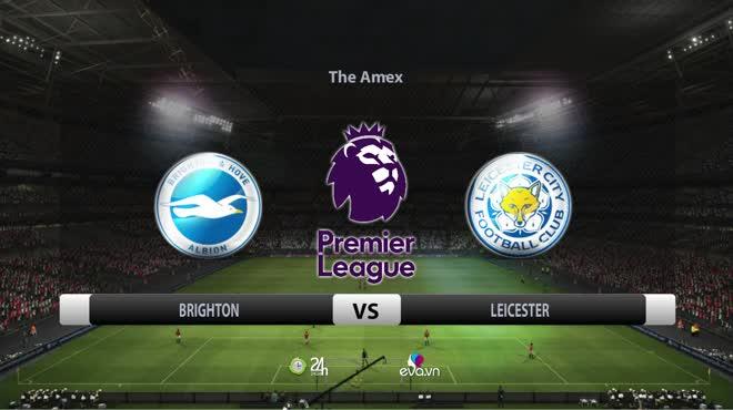 Video bóng đá Brighton - Leicester: 3 lần được VAR giúp, đánh chiếm top 4 (Vòng 5 Ngoại hạng Anh)