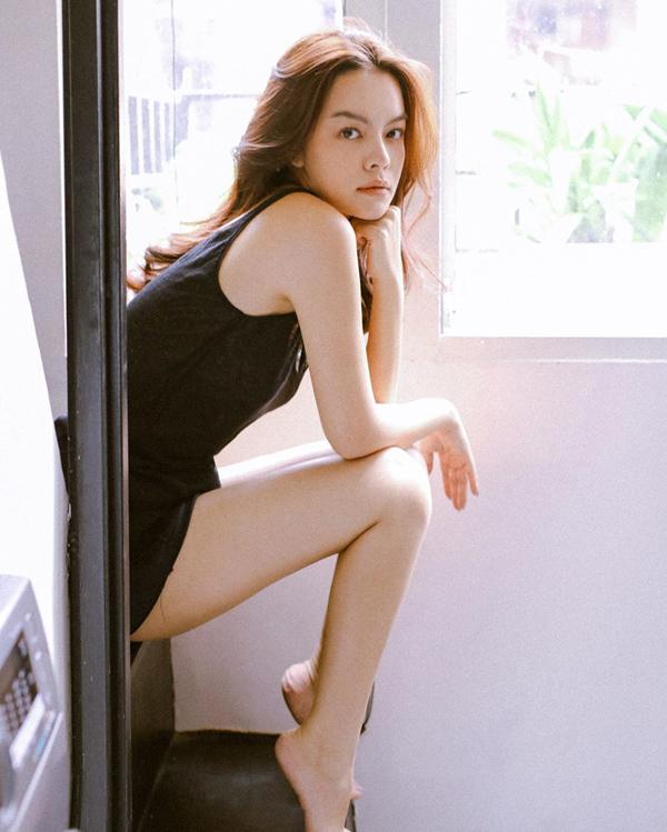 Phạm Quỳnh Anh mặc bikini lộ dáng dấp đáng ghen tị ở tuổi U40 - 1