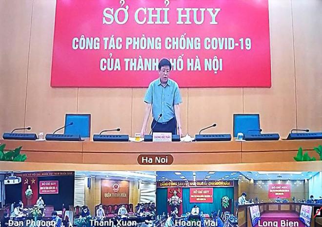 Phó Chủ tịch Hà Nội nói gì về việc nới lỏng giãn cách, chống dịch sau 21-9? - 1