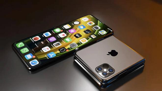 Apple đang phát triển 2 iPhone màn hình gập siêu mỏng - 1