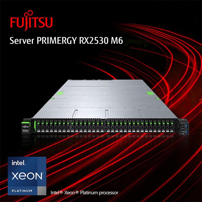 Fujitsu PRIMERGY M6 tiếp tục khẳng định vị thế trên thị trường máy chủ - 1