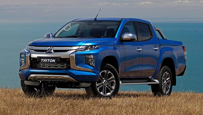 Giá xe Mitsubishi Triton lăn bánh tháng 9/2021 - 1
