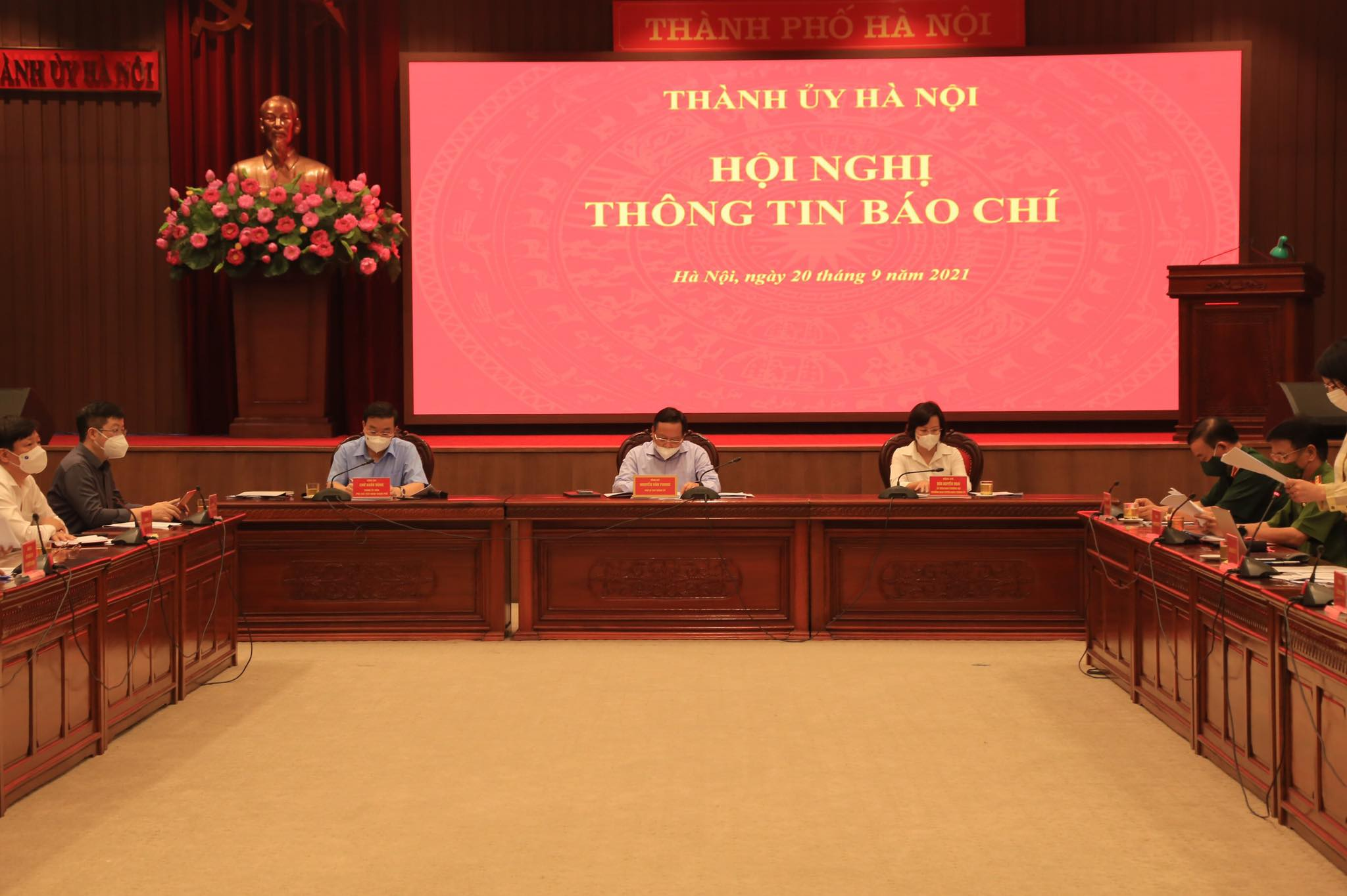 Phó Chủ tịch TP.Hà Nội: Thành phố không áp dụng giấy đi đường sau 6h ngày 21/9 - 1