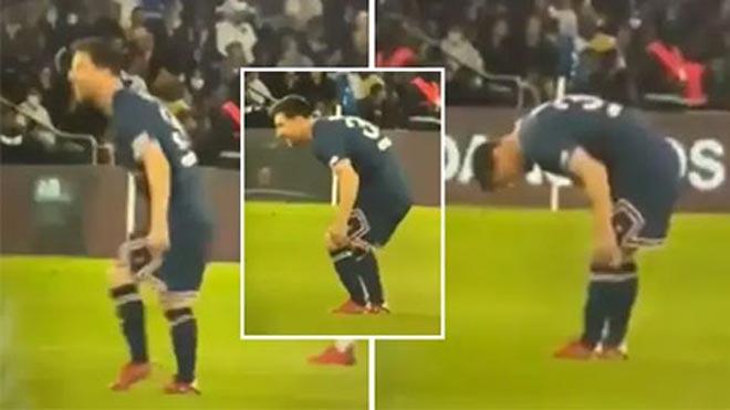 """Lộ hình ảnh về Messi gây lo lắng, HLV Pochettino làm đúng vẫn bị """"dằn mặt"""" - 1"""