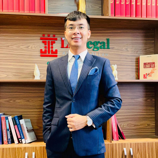 Luật sư Lê Nguyên Hòa chia Sẻ những áp lực và khó khăn của nghề luật - 1