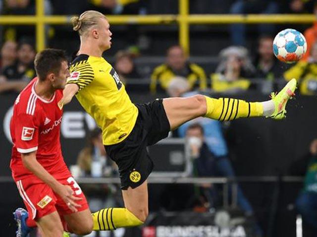 Video bóng đá Dortmund - Union Berlin: Mãn nhãn 6 bàn, cú đúp Haaland (Vòng 5 Bundesliga) - 1