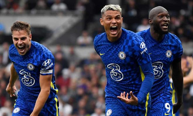 Nóng bảng xếp hạng Ngoại hạng Anh: Chelsea đại thắng lên top, MU đứng thứ mấy? - 1