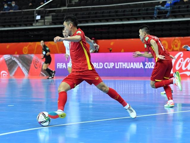 ĐT futsal Việt Nam thăng tiến thần tốc, lọt top 40 bảng xếp hạng thế giới - 1