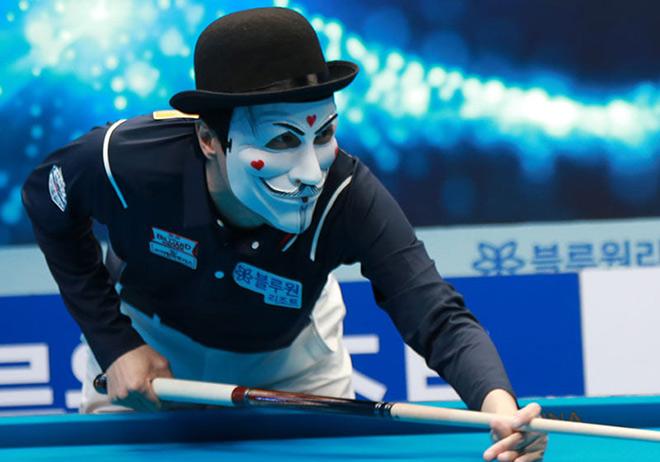 """Giải bi-a tranh 2 tỷ đồng: Cơ thủ bí hiểm nhất thế giới thắng trắng """"Thiên tài"""" Caudron - 1"""