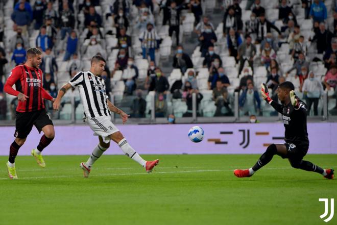 Kết quả bóng đá Juventus - AC Milan: Cú sốc phút thứ 4, trả giá bằng ngôi đầu (Vòng 4 Serie A) - 1