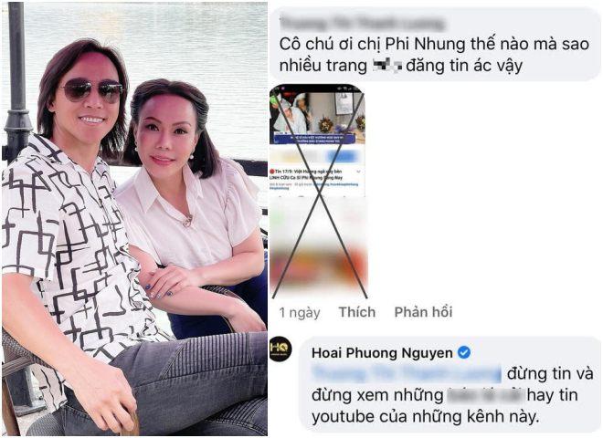 Xôn xao hình ảnh Việt Hương ngã quỵ vì Phi Nhung qua đời: Thực hư ra sao? - 1