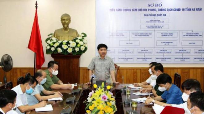 Thêm nhiều F0, Hà Nam buộc cho học sinh toàn tỉnh nghỉ học - 1