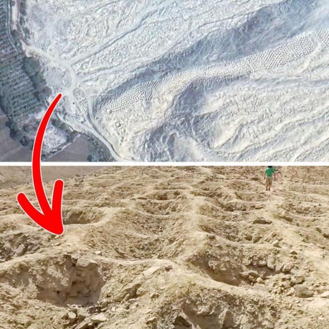 6 địa điểm cực dị và bí ẩn được biết đến nhờ Google Maps - 1