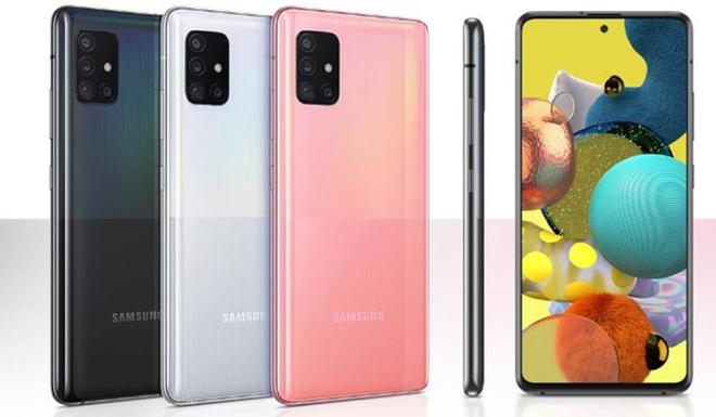 Nhiều điện thoại Samsung ở Ấn Độ bị lỗi lạ - 1