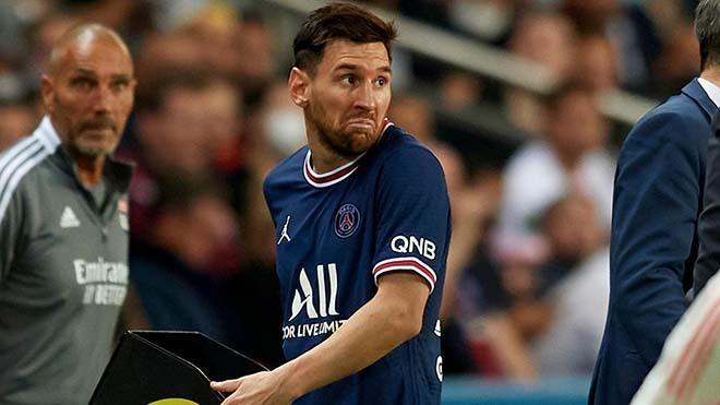 """""""Bom tấn"""" Messi tịt ngòi, nguy cơ thành bom xịt lớn nhất lịch sử PSG - 1"""