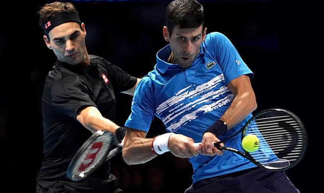 Federer lên tiếng về Djokovic sau US Open, cuộc đua ngày càng hấp dẫn - 1