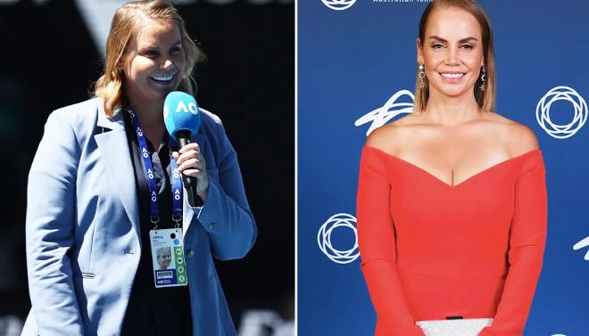 Kiều nữ tennis từng nặng 120kg, nay giảm 52kg đẹp như thiên thần - 1
