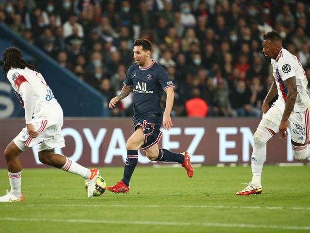 PSG báo tin buồn về Messi, HLV Pochettino lý giải quyết định thay siêu sao - 1
