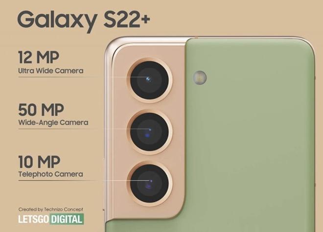 Toàn cảnh về thiết kế Galaxy S22, đẹp hơn cả iPhone 13 - 4