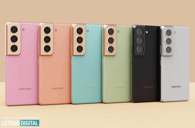 Toàn cảnh về thiết kế Galaxy S22, đẹp hơn cả iPhone 13 - 5