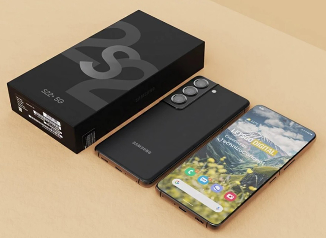 Toàn cảnh về thiết kế Galaxy S22, đẹp hơn cả iPhone 13 - 1