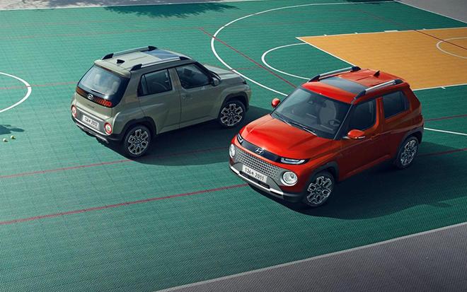 Ảnh thực tế Hyundai Casper tại đại lý, giá rẻ từ 270 triệu đồng - 1