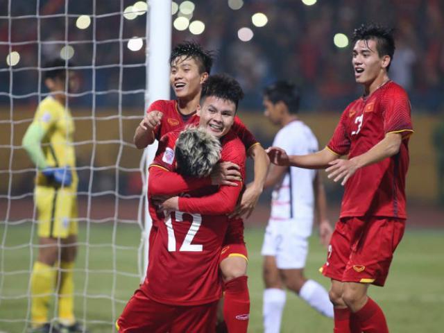 ĐT Việt Nam vượt trội ở bảng B AFF Cup, báo Indonesia dọa phế ngôi vương - 1