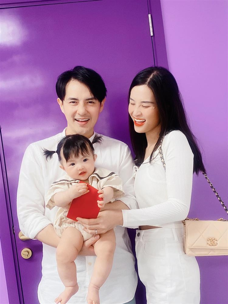 Đông Nhi nói gì khi được chúc mừng sắp có thêm em bé? - 1
