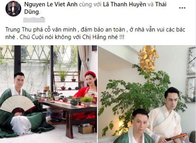 """Động thái lạ của Việt Anh sau tin """"sống chung nhà"""" với Quỳnh Nga - 1"""