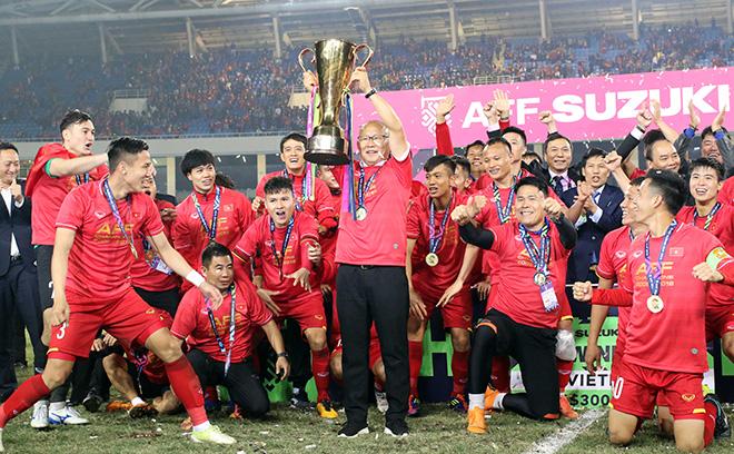 """ĐT Việt Nam vào bảng """"tử thần"""" AFF Cup, trung vệ """"trăm năm có một"""" lo thầy Park gặp khó - 1"""